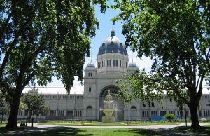 Carlton Gardens by orderinchaos via Wikipedia CC