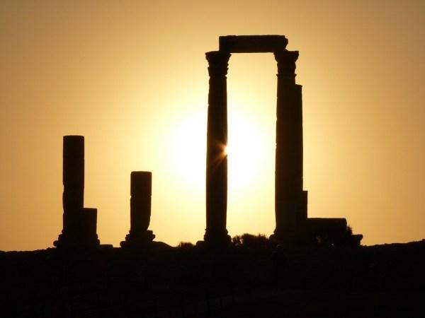 Citadel Hill - Amman Travel Guide
