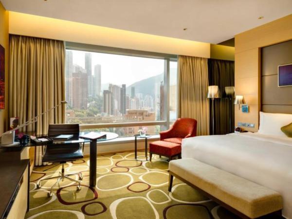 Crowne Plaza Hong Kong Causeway Bay Luxury Hotel