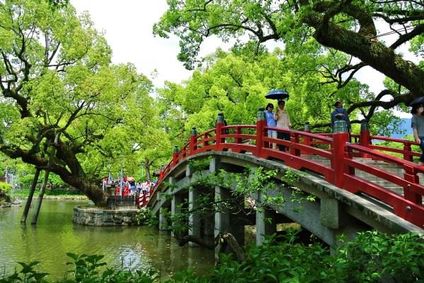 Dazaifu Tenmangu Shrine Bridge - Best Things to do in Fukuoka