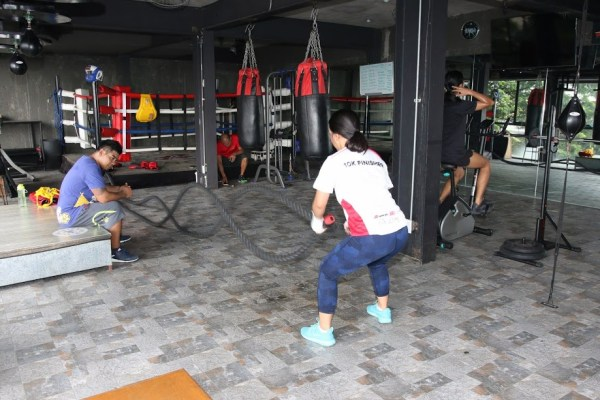 Elorde Boxing Gym photo by Prime Lens Studio