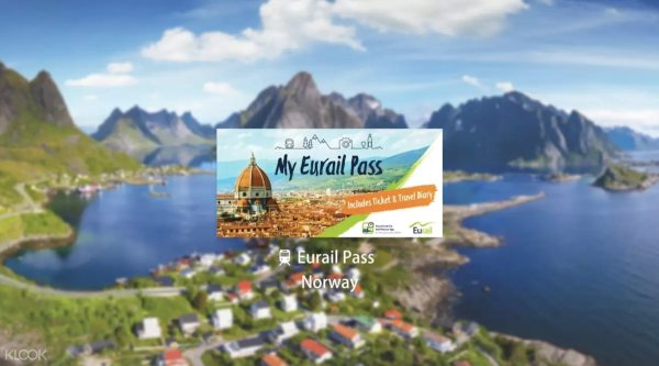 Eurail Pass Norway image via KLOOK