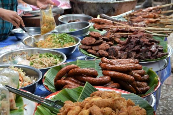 Food Trip in Luang Prabang