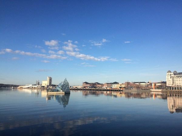 Harbour Promenade Oslo