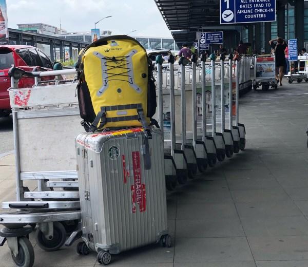 Inrigo Waterproof Backpack