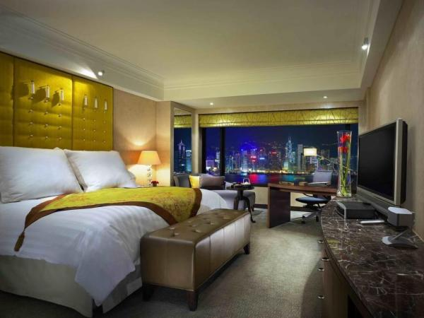 InterContinental Hong Kong Harbour View Room