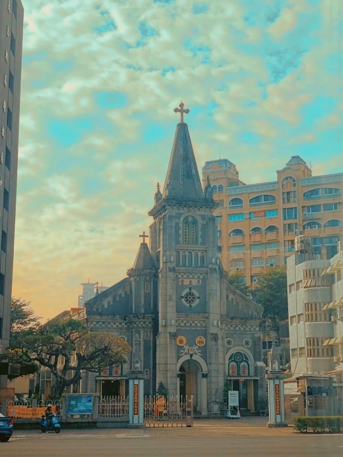 Kaohsiung Rose Basilica