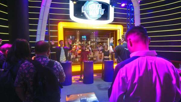 Kapamilya Stars in Minute to Win It