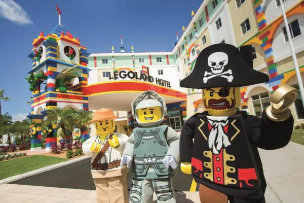 Legoland Hotel in Japan
