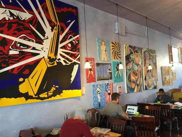 Lestat's Coffee House photo via FB Page