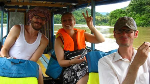 Luang Prabang Mekong River Cruise photo by taylorandayumi via Flickr CC