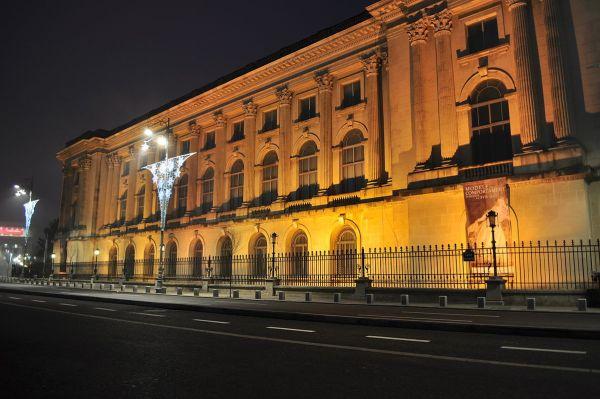 National Museum of Art of Romania by Joe Mabel via Wikipedia CC