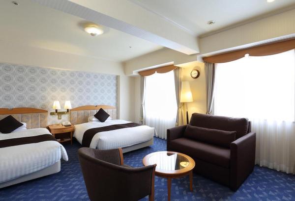 Nishitetsu Grand Hotel in Fukuoka