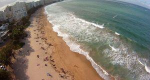 Ocean Park Beach photo by Serge Aucoin via Wikipedia CC