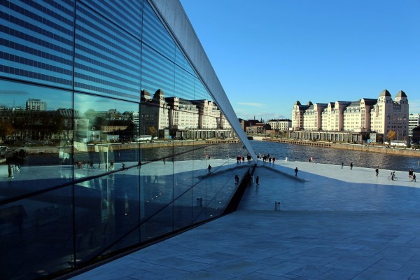 Oslo Opera House - Best Things to do in Oslo