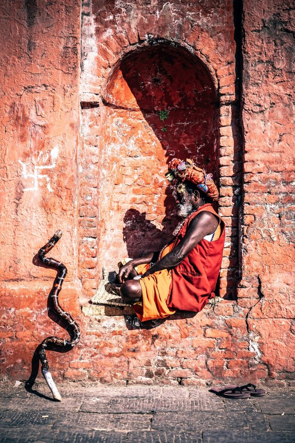 Pashupatinath Temple by Fancycrave via Unsplash