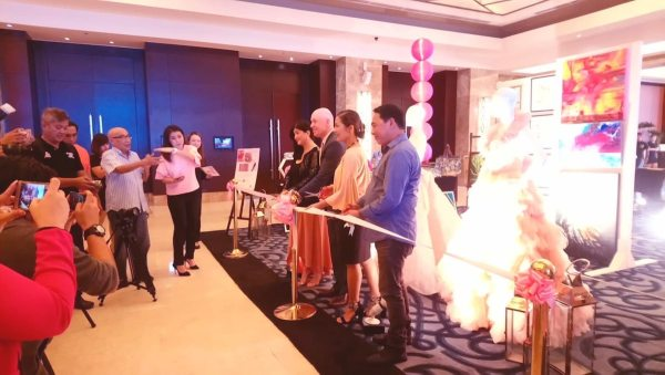 Passionately Pink Ribbon Cutting Ceremony