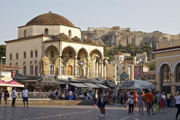 Psirri Athens