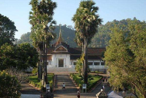 Royal Palace Museum by Alcyon via Wikipedia CC