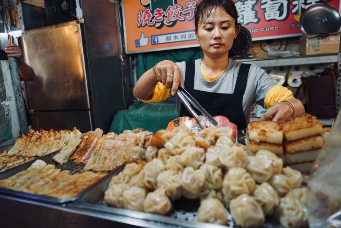 Street Food in Kaohsiung
