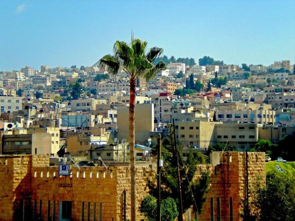 Summer in Amman Jordan