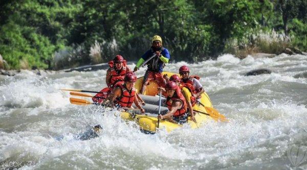 Trisuli River Rafting photo via KLOOK
