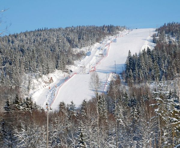 Tryvann Ski Resort by Hans-Petter Fjeld via Wikipedia CC Best Things to do in Oslo
