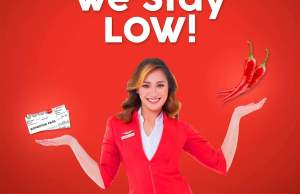 AirAsia is Keeping Fares Low, No Fuel Surcharge on All Domestic and International Flights