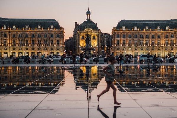 Bordeaux France by Guillaume Flandre via Unsplash