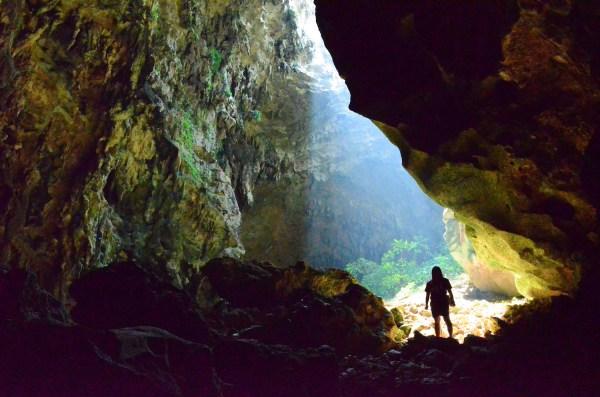 Callao Cave by Mkirader via Flickr CC