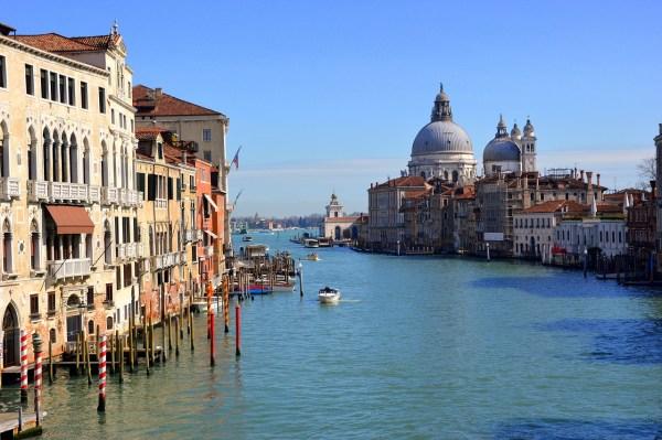 Canale Grande Venice