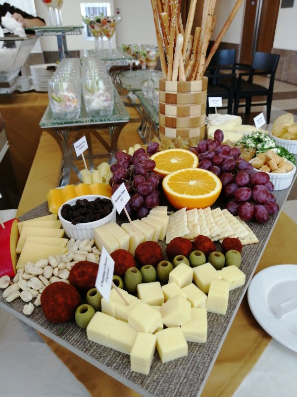 Cheese Platter One Central Hotel Cebu