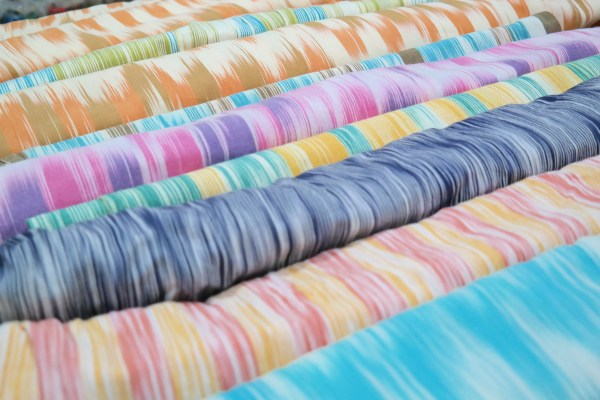 Cotton Ikat by Binalkay