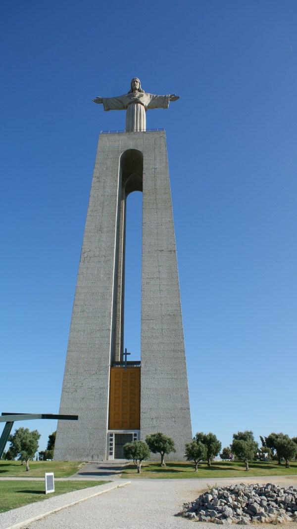 Cristo Rei Christ Statue Lisbon