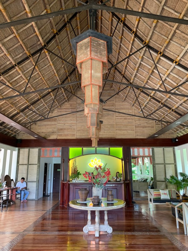Damires Hills Tierra Verde Leisure Farm Resort Lobby