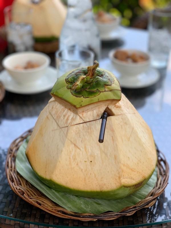 Fresh Coconut Juice