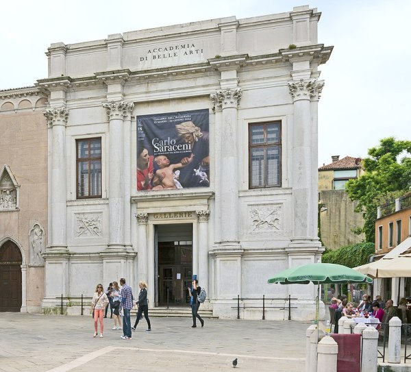 Gallerie dell'Accademia by Didier Descouens ia Wikipedia CC