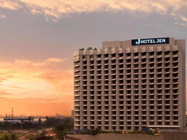 Hotel Review: Hotel Jen Manila