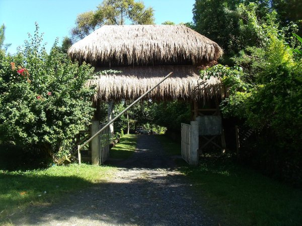 Lake Sebu Mountain Log Resort photo via FB Page