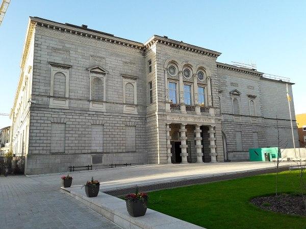 National Gallery of Ireland by NTF30 via Wikipedia CC