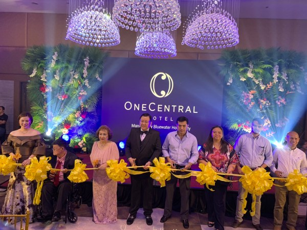 One Central Hotel Cebu Grand Opening