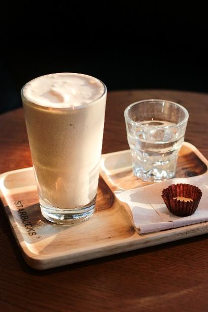 Starbucks Reserve Cold Brew Malt