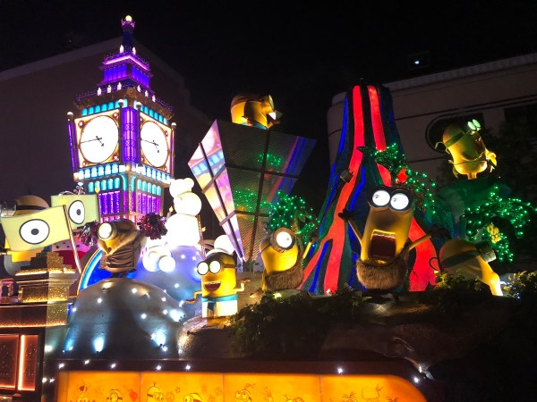 USJ Spectacle Night Parade