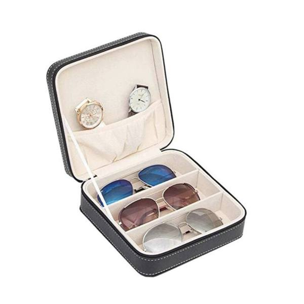 Aco&bebe House Travel Sunglass Organizer
