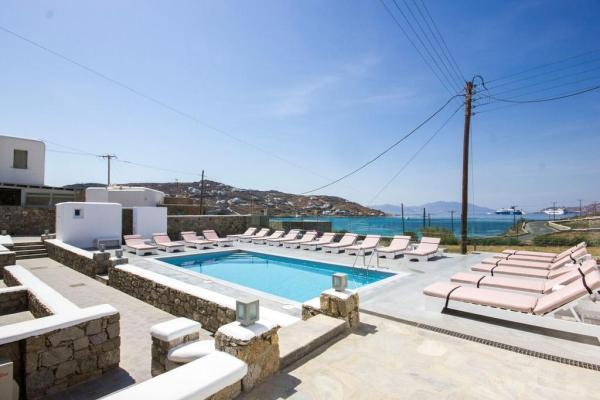 Anixi Hotel Mykonos