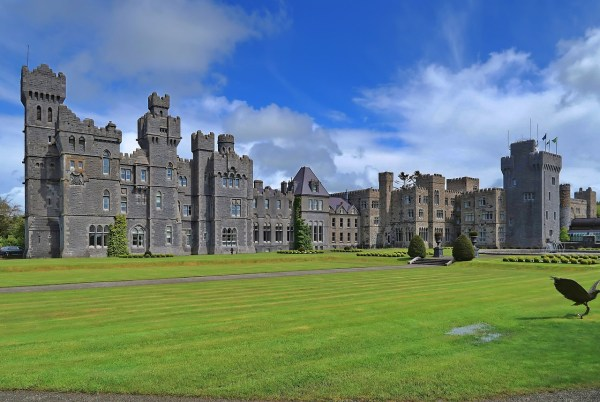 Ashford Castle - Best Castles to Visit in Ireland