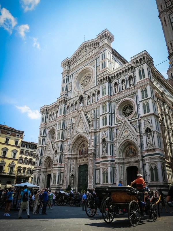 Basilica Santa Croce in Florence