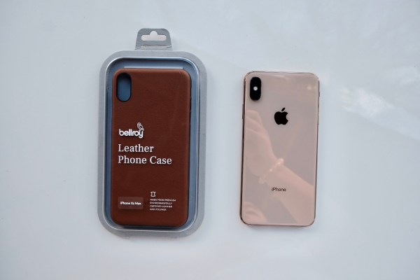Bellroy Leather iPhone XS Max Case Review