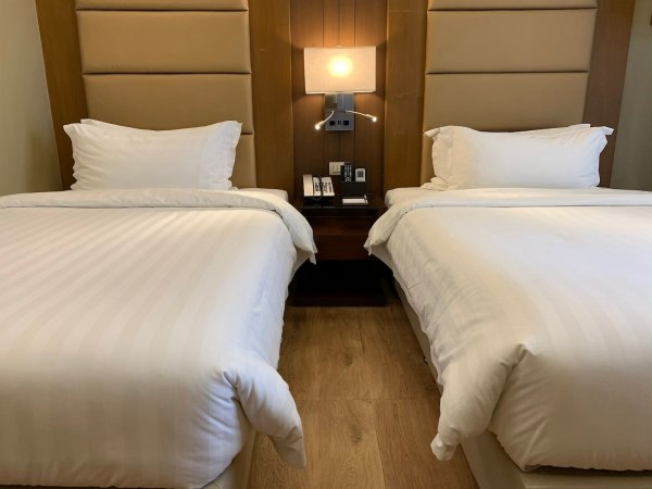 Best Western Bendix Hotel Bedroom