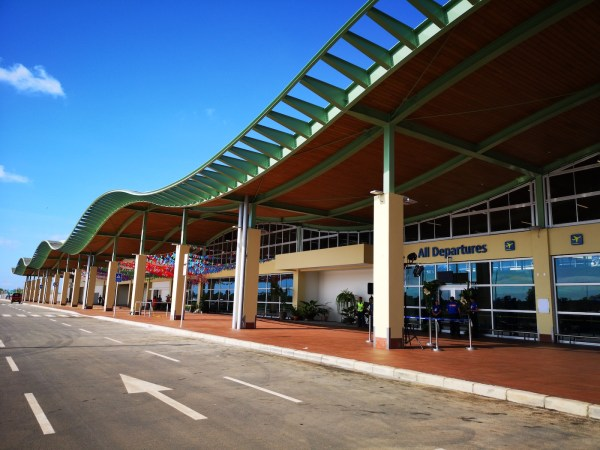 Bohol Panglao Intenational Airport
